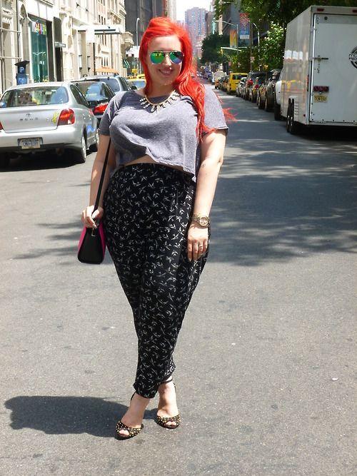 Plus Size Women T Shirt Kawaii Cat Pattern 50