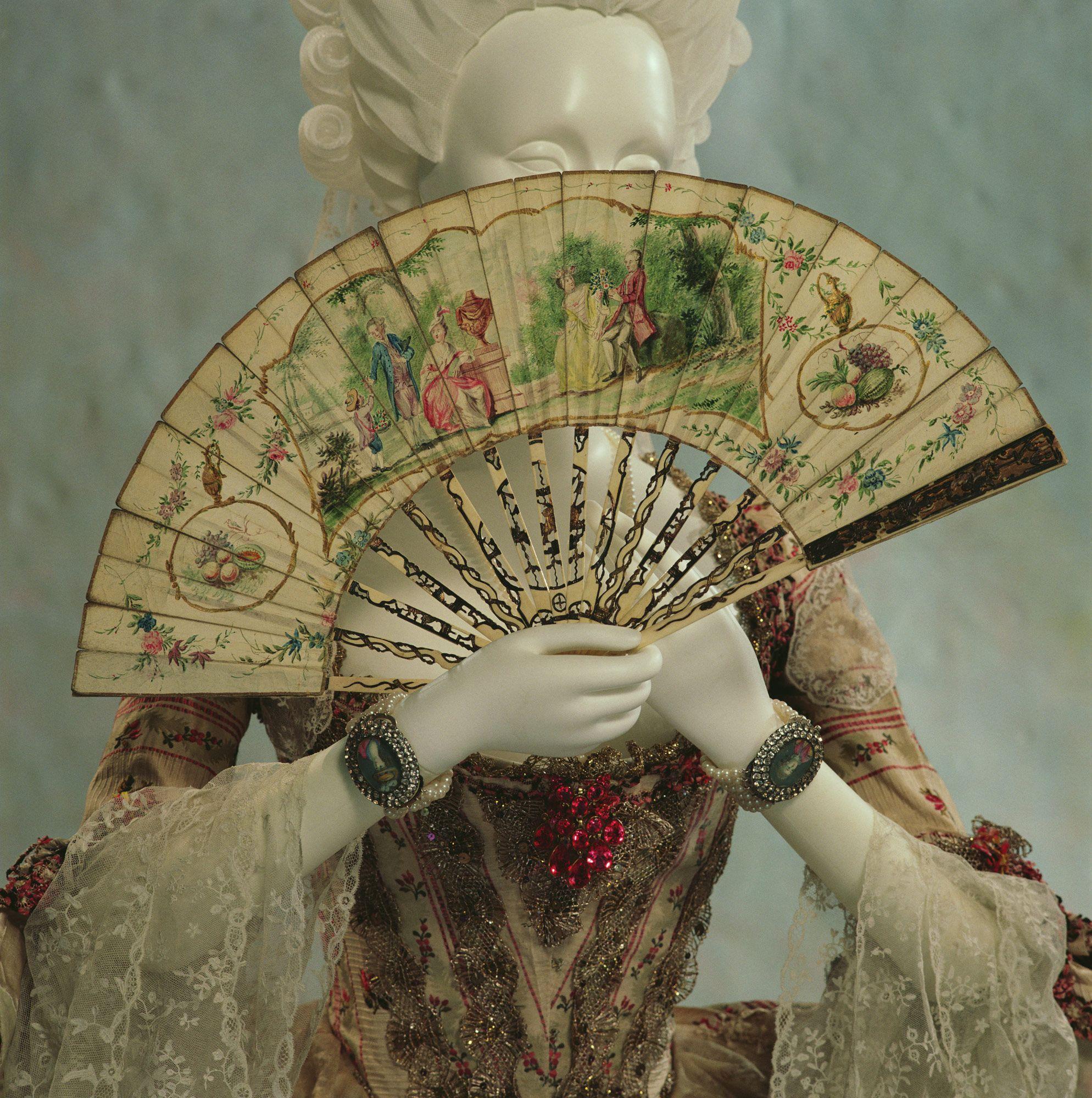 1760 y los pa ses bajos material hoja pintado a mano con for Bajos con jardin en pozuelo