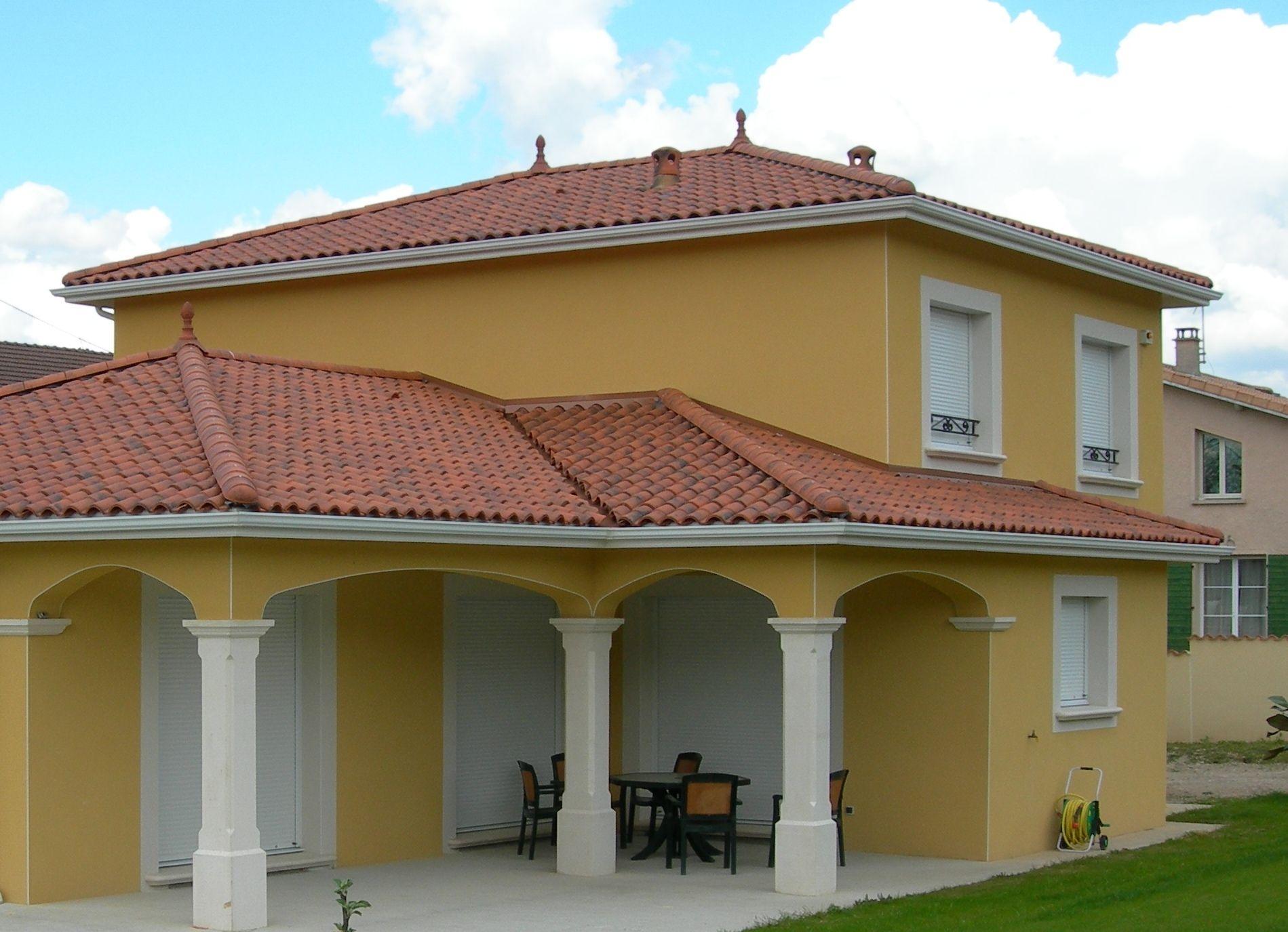 pilier de soutenement de terrasse en