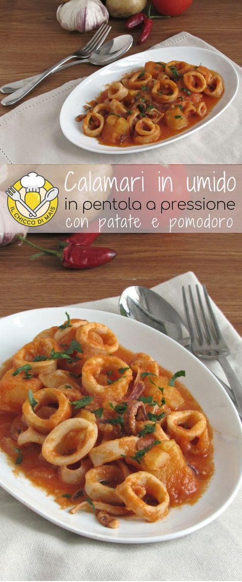 Photo of Stewed squid in pressure cooker quick recipe The…