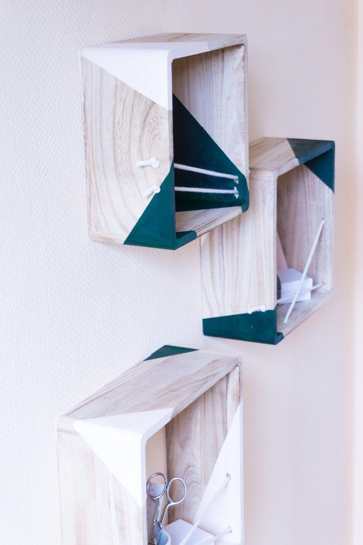 Gewaltig Regal Dekorieren Foto Von Möbel Hack - -schereleimpapier Diy Und Upcycling
