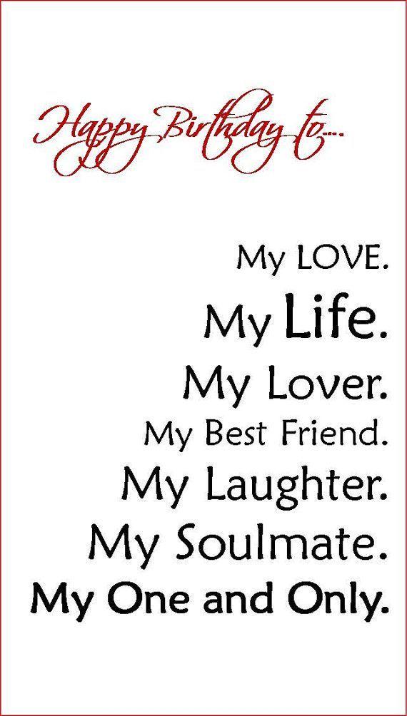 Birthday Sayings For Boyfriend : birthday, sayings, boyfriend, Birthday, Quotes, Fiance, Boyfriend, Happy, Wishes, Friendship,, Husband,, Husband