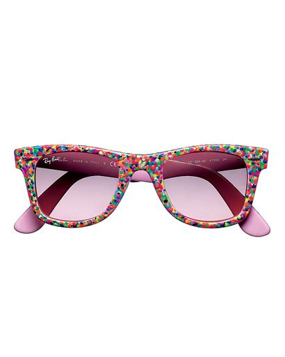 gafas ray ban de hello kitty