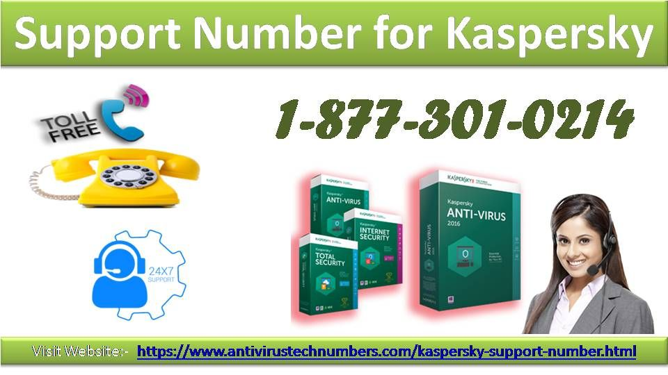 Support Number for Kaspersky +1 877 301 0214 Quick Support And