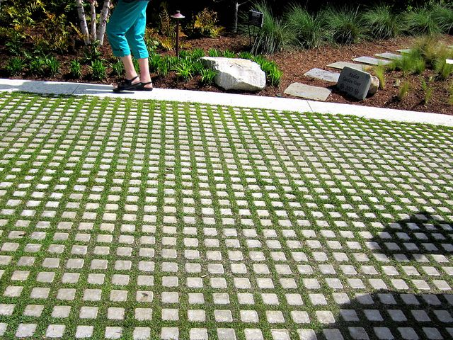 Perfect Permeable Paver Patio