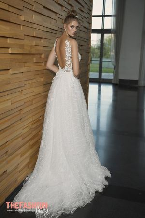 hadas cohen is a famous israeli wedding gown designer the gowns are known for their