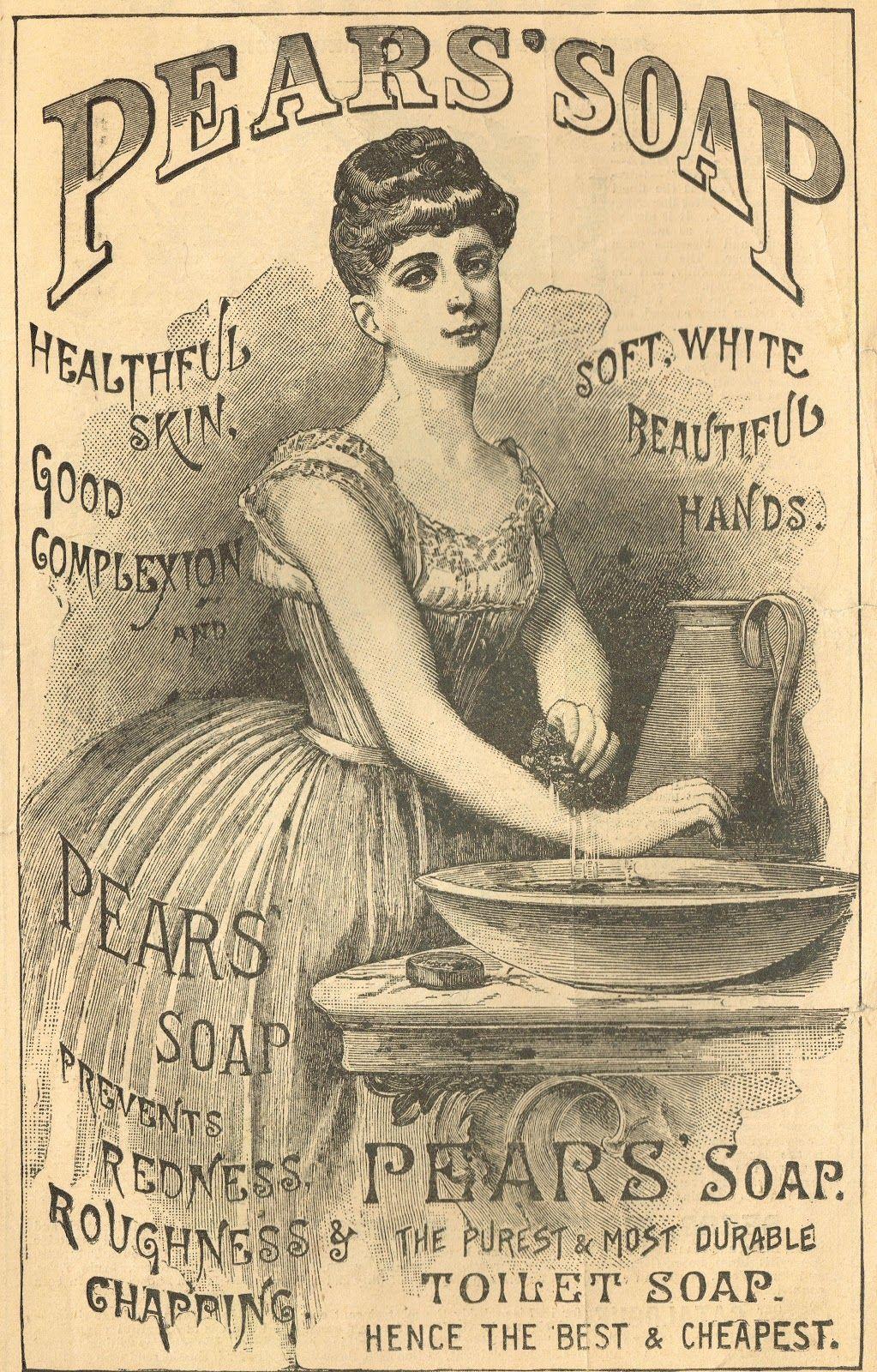 Vintage soap Ads | Knick of Time: Antique Graphics ...