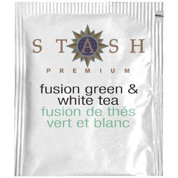 My Favorite Tea is Fusion Green and White Tea from Stash #tea #whitetea #greentea #health