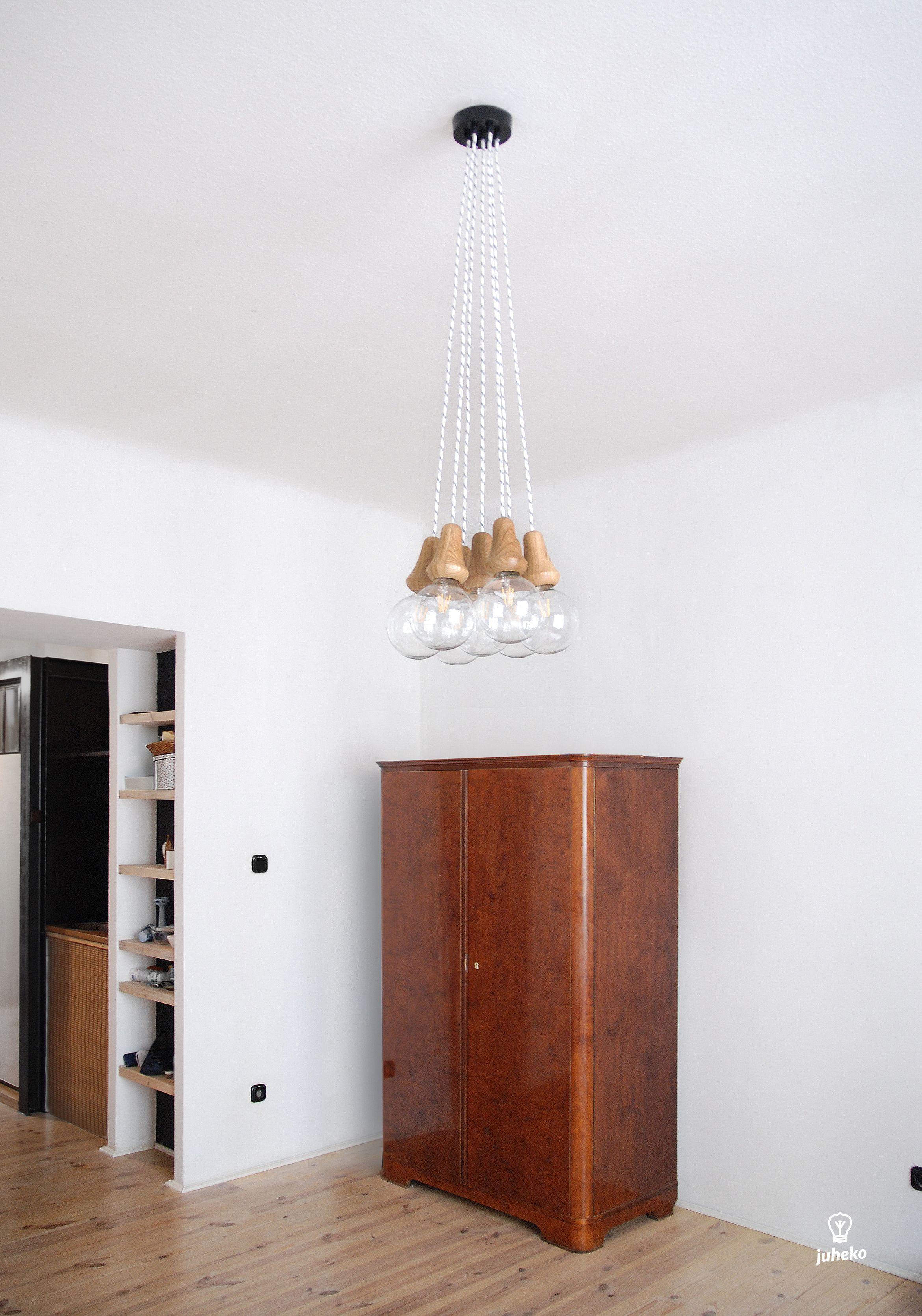 diy cable lighting. Juheko Lamp, Ceiling Pendant, Textile Cables, DIY Lighting. Diy Cable Lighting R