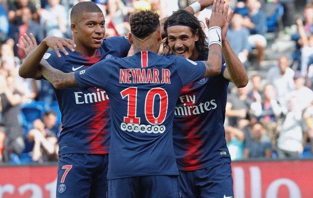 Le geste génial de Neymar Joueurs de foot, Neymar jr