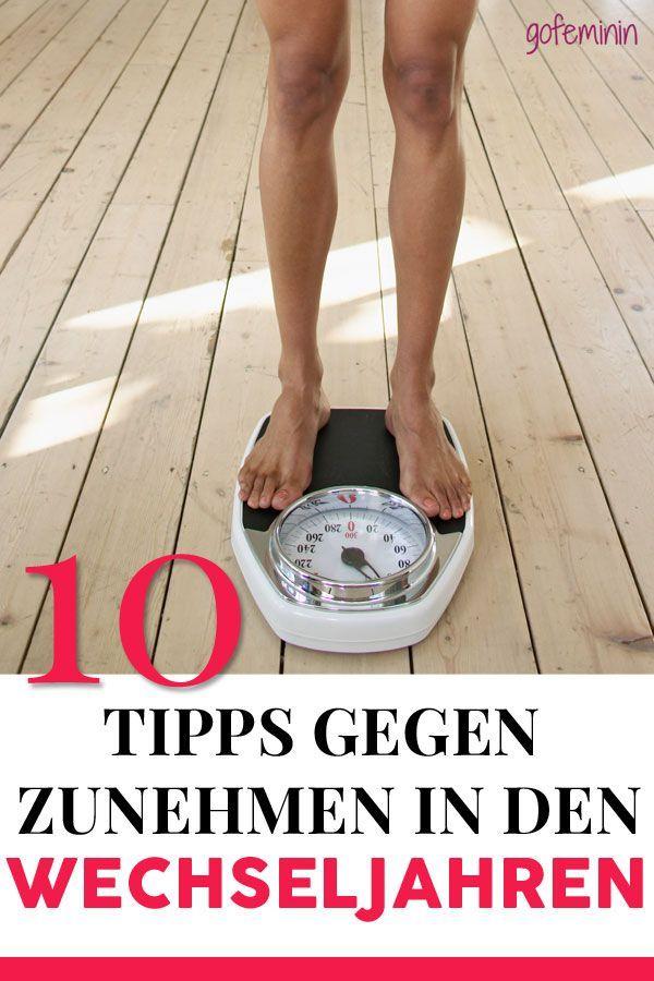 Photo of 10 Tipps, damit die Wechseljahre nicht gleichbedeutend mit einer Gewichtszunahme sind