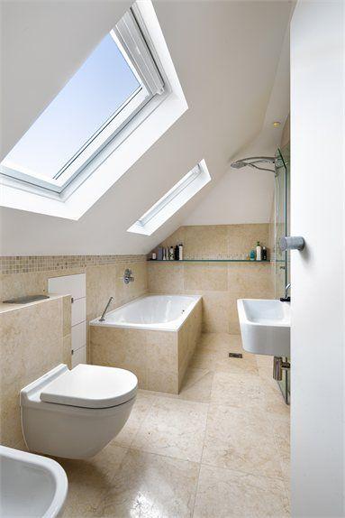 6BD - #London, #UnitedKingdom - 2012 - elips design #bathroom #interiors #design