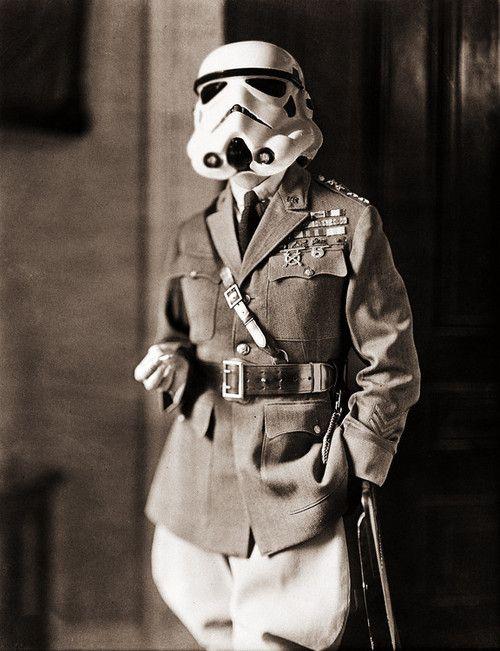 Vintage Storm Trooper