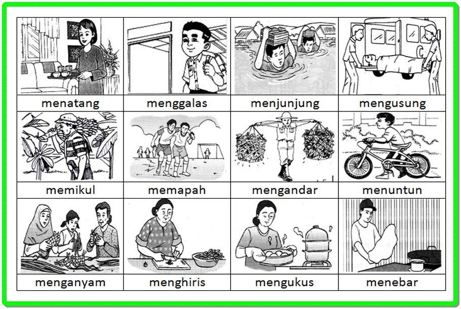 gambar dan kata ucapan selamat tidur Malay language