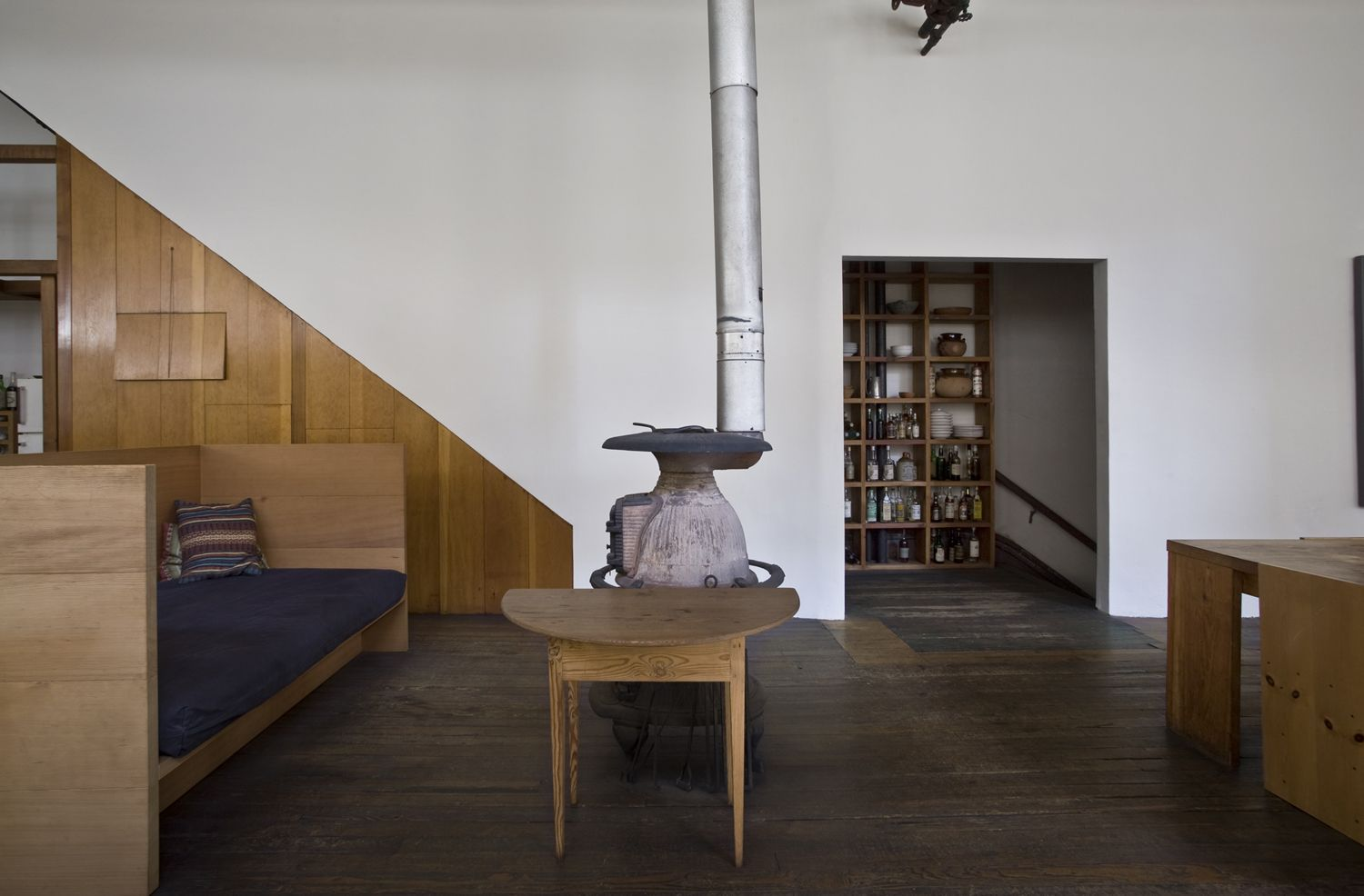 Donald Judd S House With Images Donald Judd Home House