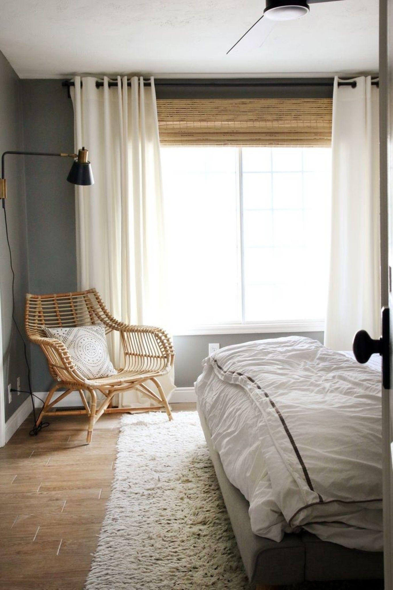 Beeindruckende Schlafzimmer Fenster Vorhang Ideen In 2020