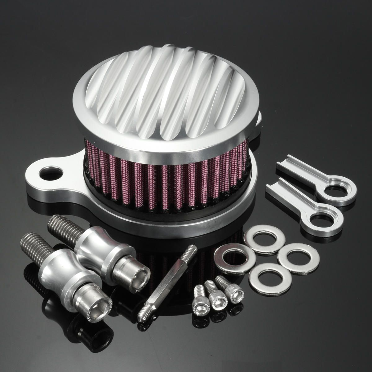 Air Cleaner Intake Filter For Harley Sportster XL883