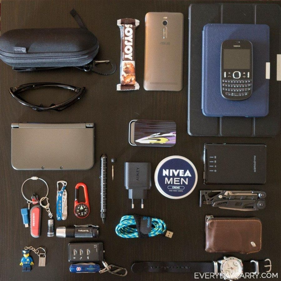 My essential equipment   EDC   Edc bag, Edc essentials, Edc gear