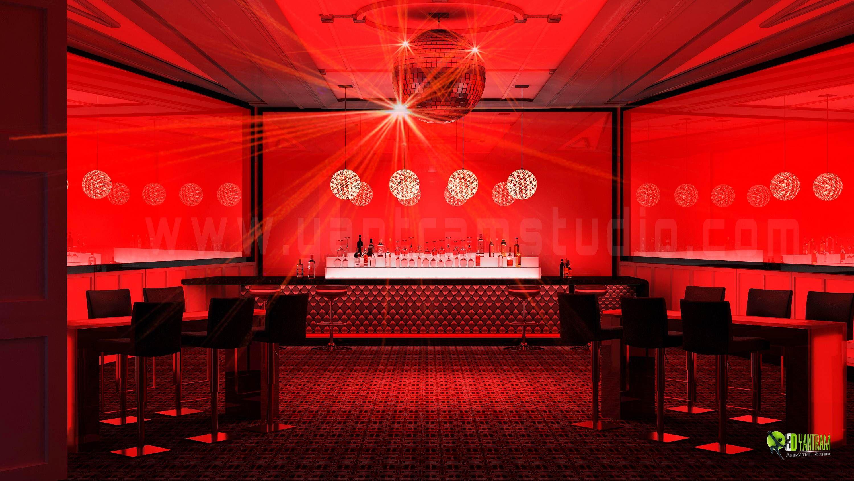 Beer Bar Pub Bar 3d Interior Design Rendering For Nigh Club Interior Rendering Interior Design Renderings Hospital Interior Design