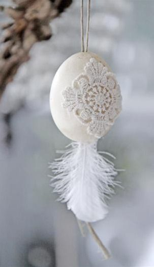 Easter egg - lovely  www.MadamPaloozaEmporium.com www.facebook.com/MadamPalooza