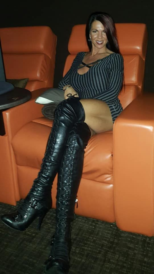 Pin by carlo Elster on boots | Fashion, Leather pants, Pants