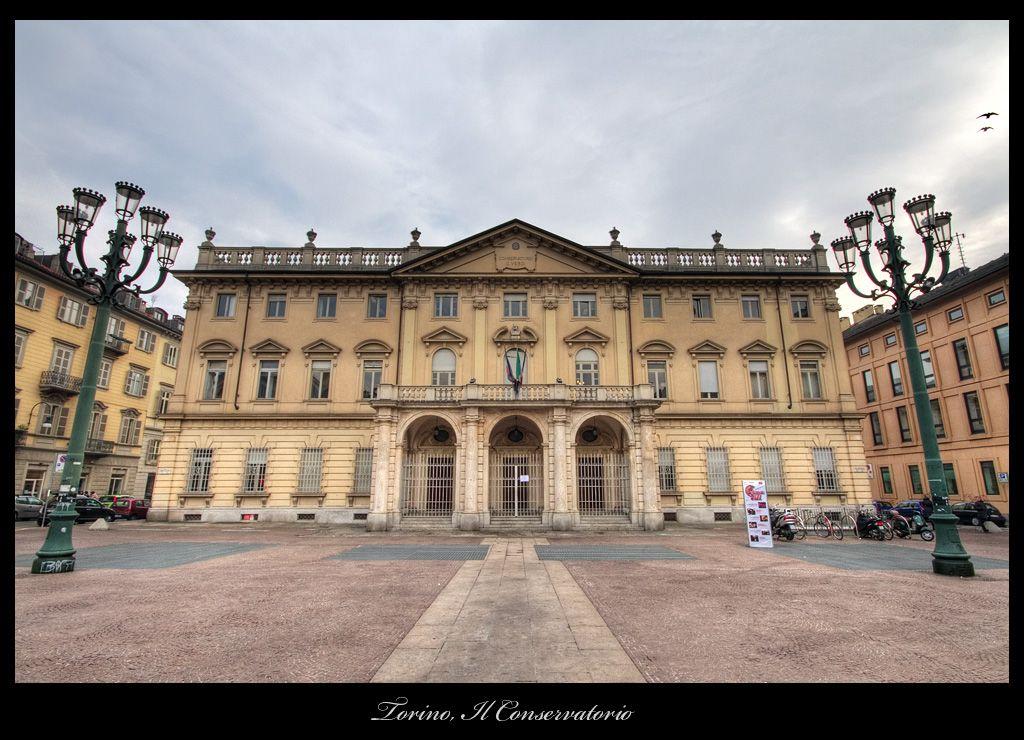 """Conservatorio Statale di Musica """"Giuseppe Verdi"""" #Torino #turin #piemonte #lamiatorino Photocredit Flickr Francesco Urso @chicco_u"""