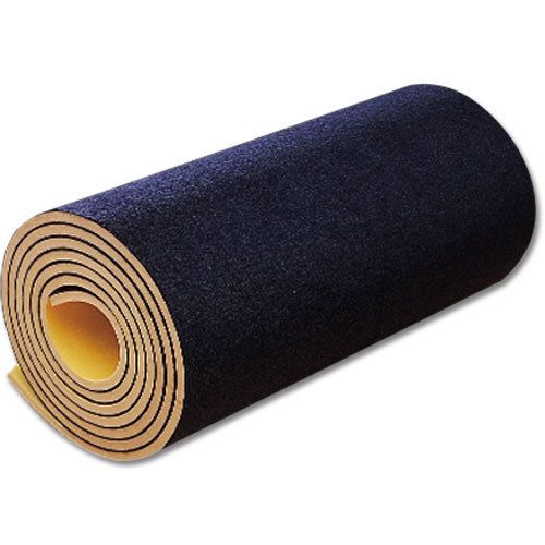 This custom Crosslink Polyethylene Foam is perfect to create your own custom carpet underlay. Crosslinked polyethylene foam is an acutely fine celled foam. It is perfect for uses that require thicker foam. This foam has a smooth pleasant feel.