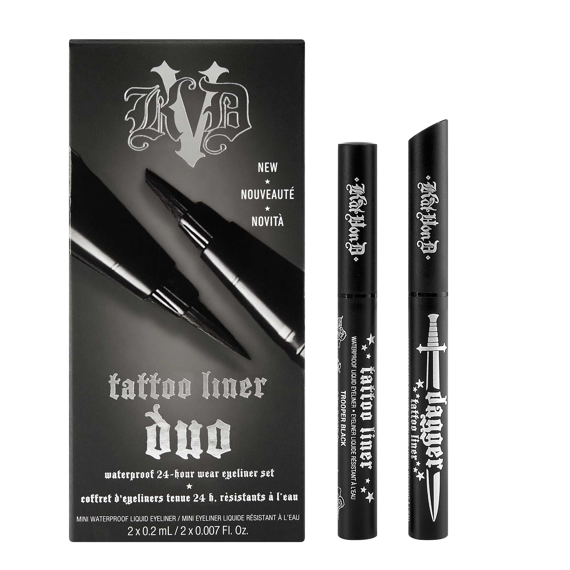 Kitten Mini Tattoo Liner Duo (With images) Vegan beauty