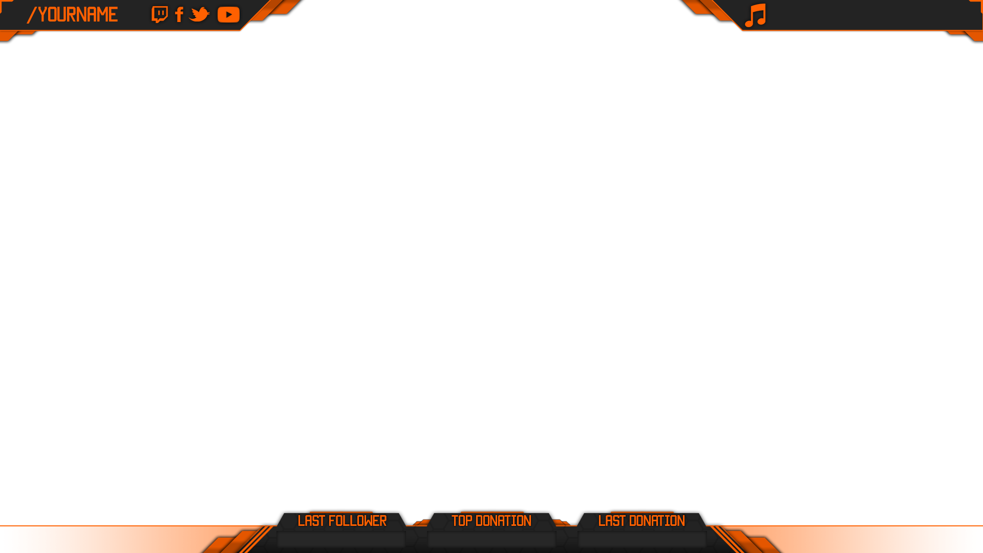 Awesome Free Overlays Template Free Overlays