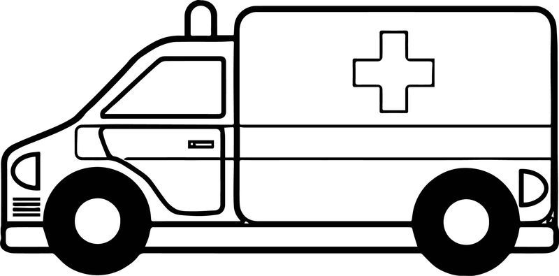 Fine Ambulance Car Coloring Page Cars Coloring Pages Christmas Coloring Pages Disney Princess Coloring Pages