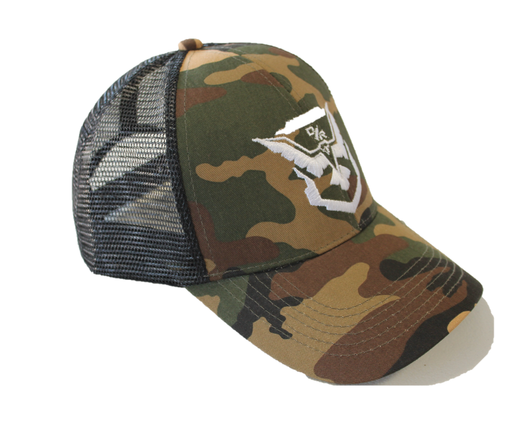 7fdd16145d2 Demolition Ranch Logo Camo Hat  25
