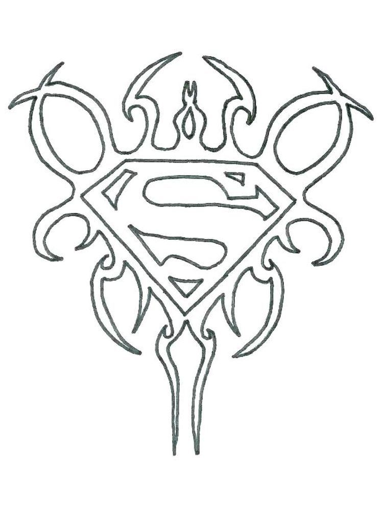 Coloring Pages Superman Logo We Have A Superman Coloring Page Collection That You Can Sto Superman Coloring Pages Cartoon Coloring Pages Planet Coloring Pages