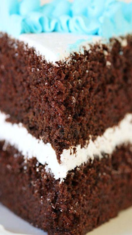 Homemade Chocolate Cake Recipe So moist So rich So perfect