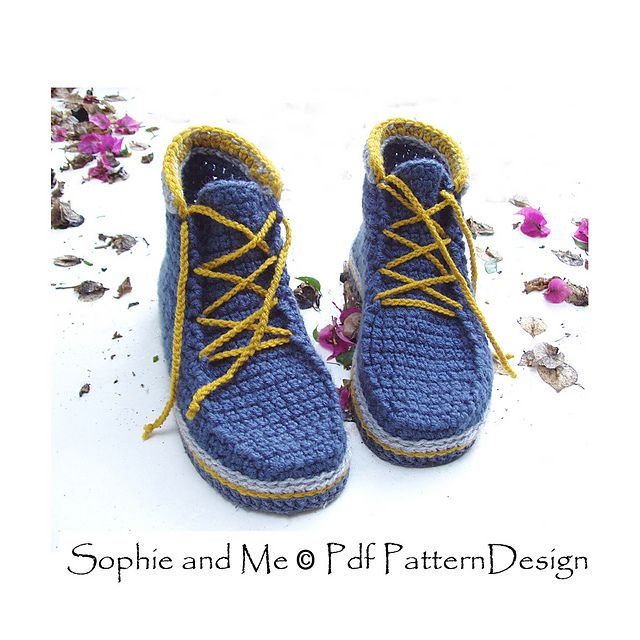 5cb787add11bab Ravelry  Sophie s Alpine Boots pattern by Sophie and Me-Ingunn Santini