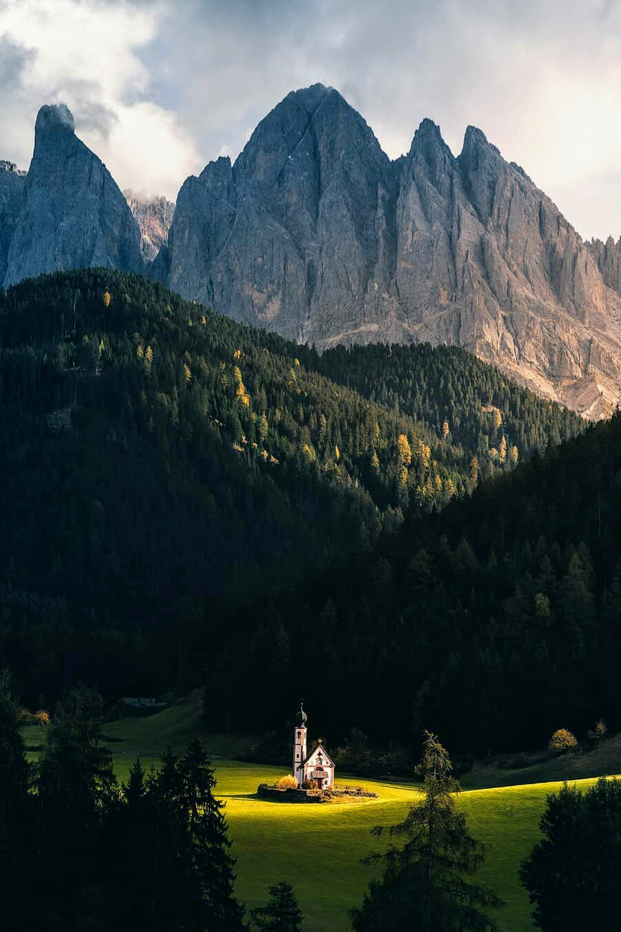 The Very Famous St Johann By Stian Klo By Very Klo Famous Saints Italy Photography Landscape Photography