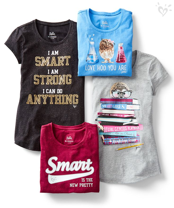 5f0b14259 New graphic tees that show off your individuality. Live Smart and rock on!