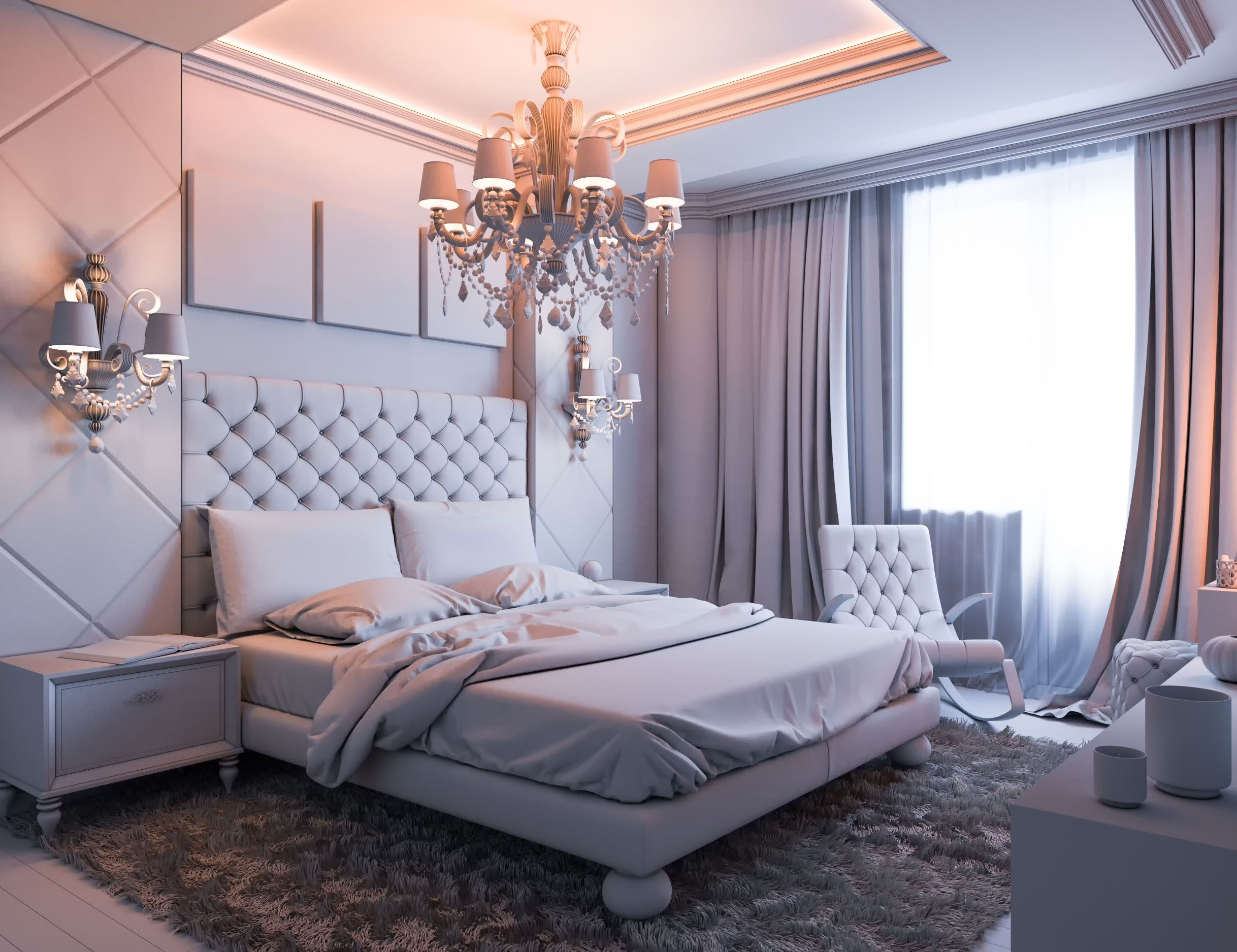 10 Romantic Bedroom Ideas for Couples in Love | Bedroom ...
