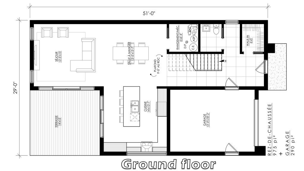 Boutique Homes 29 51 With 3 Bedrooms Samphoas Plan House Plans Minimalist House Design Small Modern House Plans