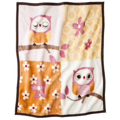 Cocalo Baby Soft & Cozy Blanket - In The Woods.Opens in a new window