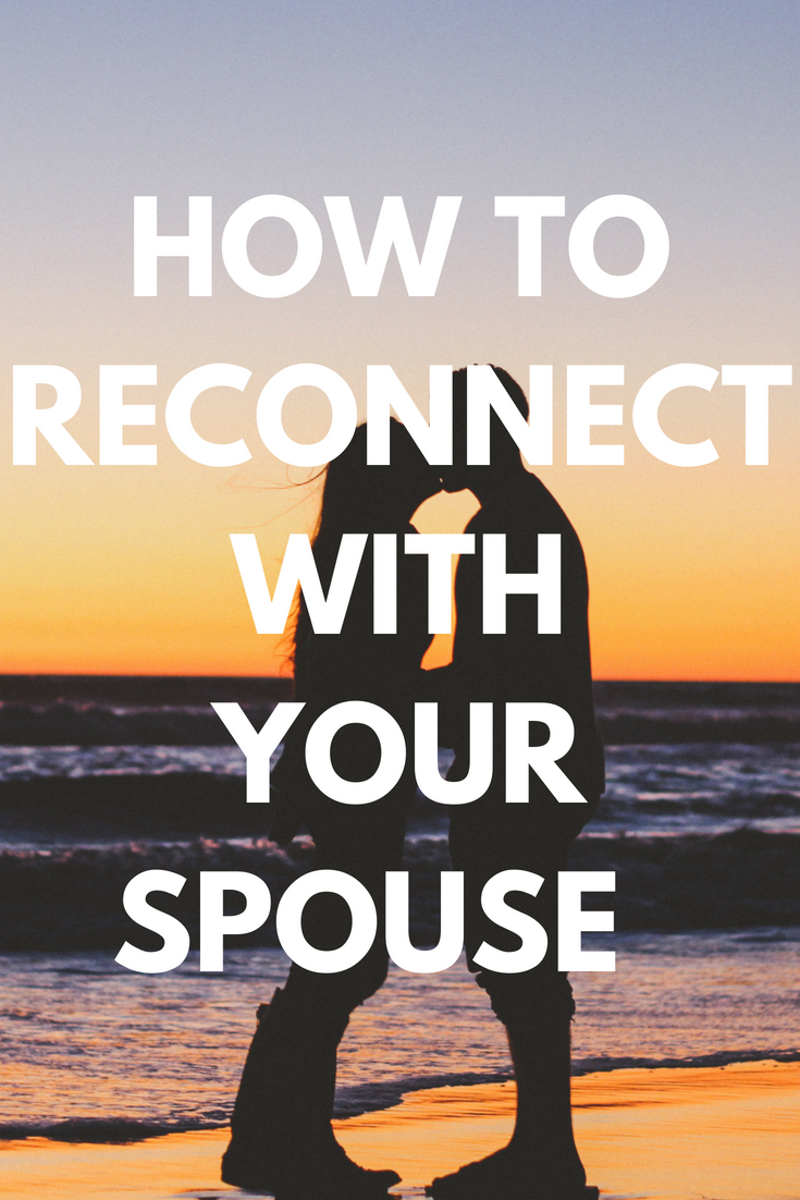 How to reconnect sexually with your husband