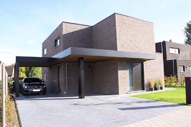 Garage of carport? Vergelijk de voor- en nadelen. Nieuwbouw • modern ...