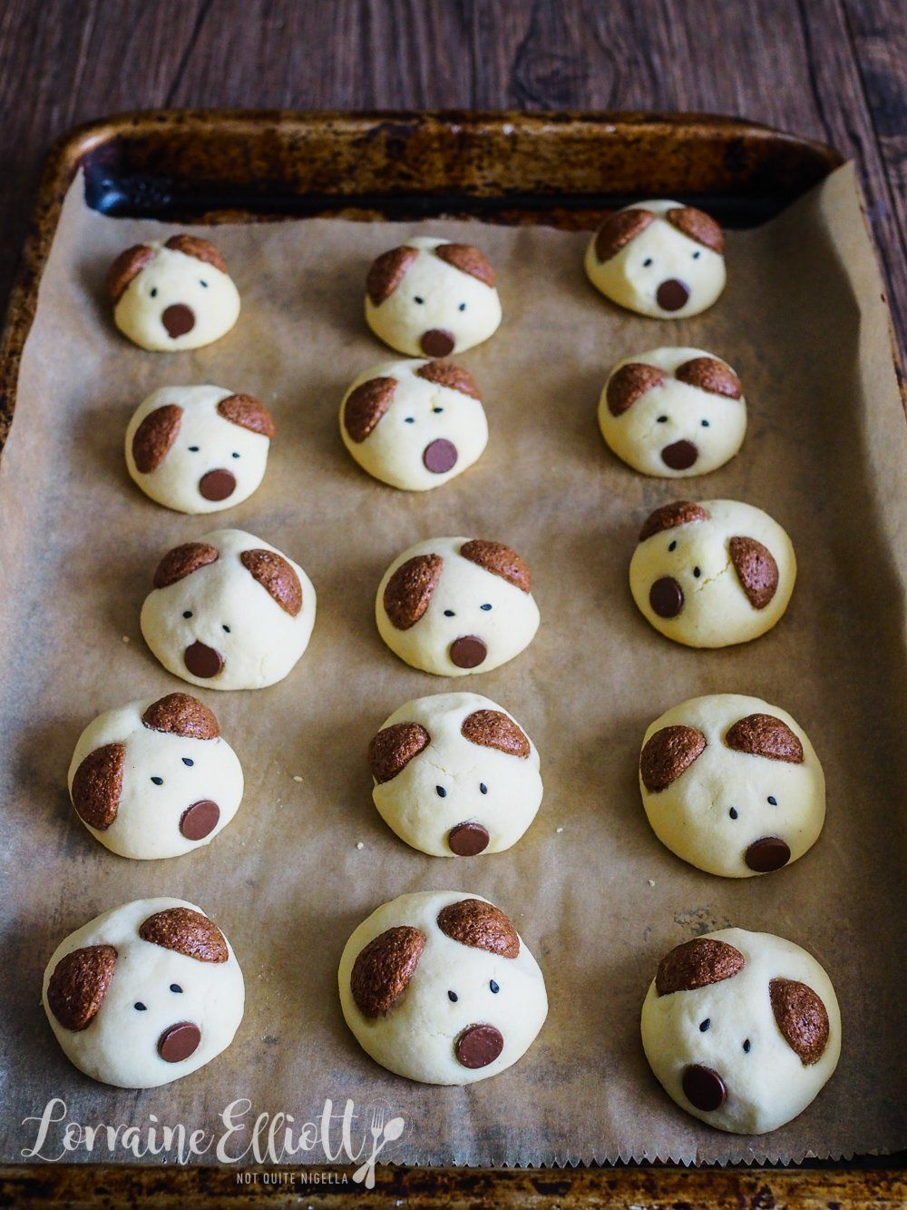 Dog Cookies Chinese New Year Not Quite Nigella Dog Cookies