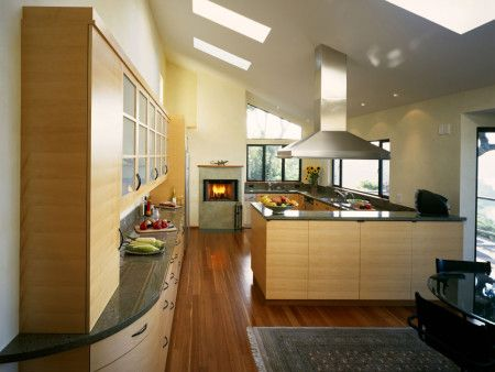 Modern kitchen indoor design  internal ideas also rh pinterest