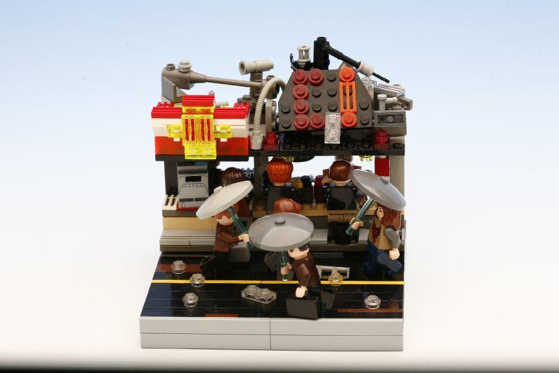 Blade Runner - LEGO scene   Bladerunner!   Pinterest   Blade and Lego