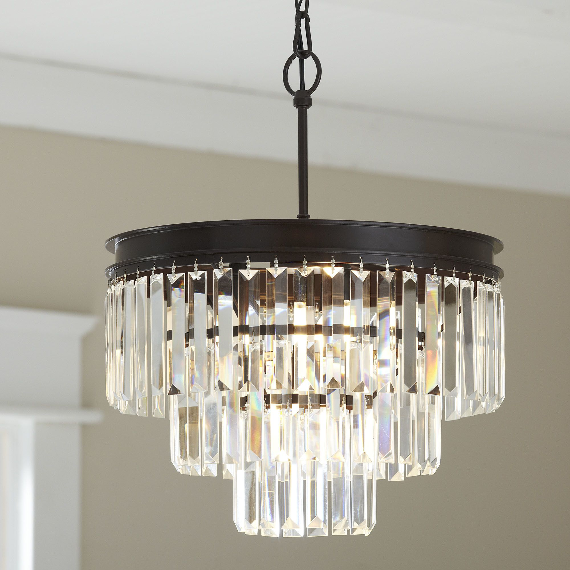 Lorna crystal chandelier cooper city casa pinterest birch lane lorna crystal chandelier arubaitofo Image collections