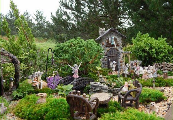 creative garden decoration adorable fairy garden ideas fairy house