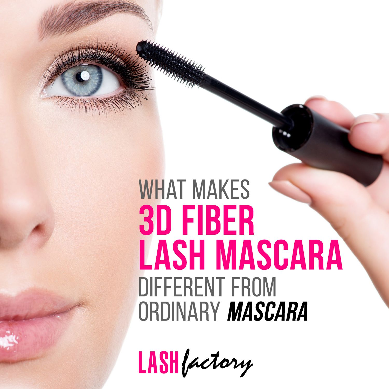 what makes 3d fiber lash mascara different from other