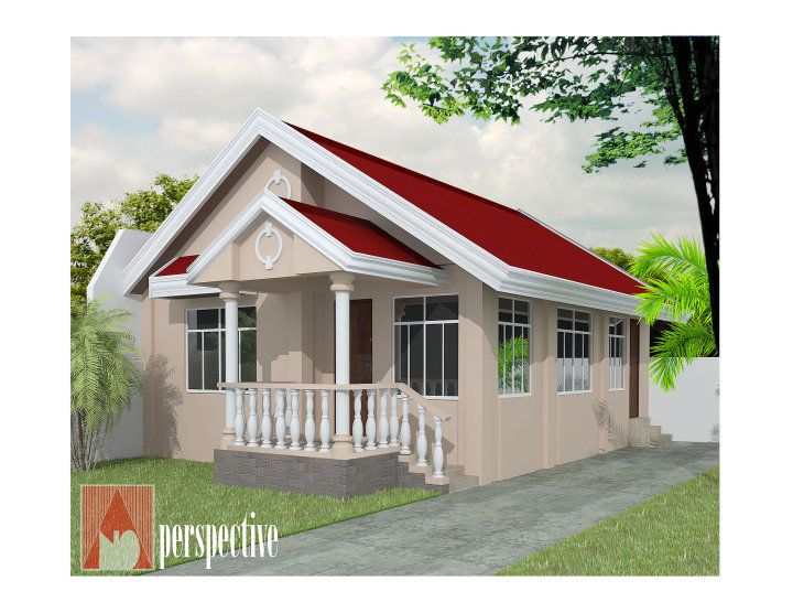 100 Small Beautiful House Design Photos that you can get ideas from  Simple and