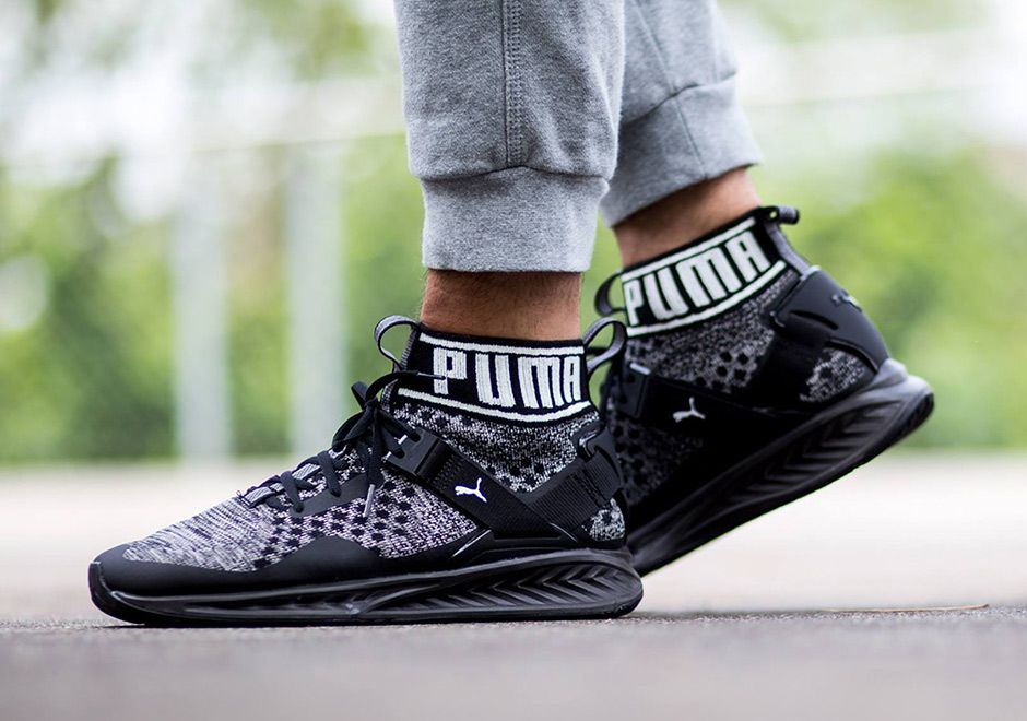 336386ca7cdc  sneakers  news Puma Gets In On Sock-like Knit Shoes With The Ignite EvoKnit