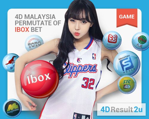 4D Result Malaysia Roll Bet Introduction – IBox | Online 4D